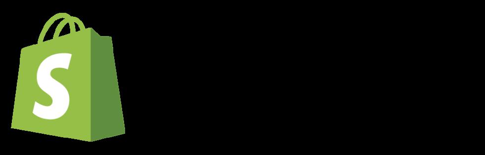 shopifyのロゴ